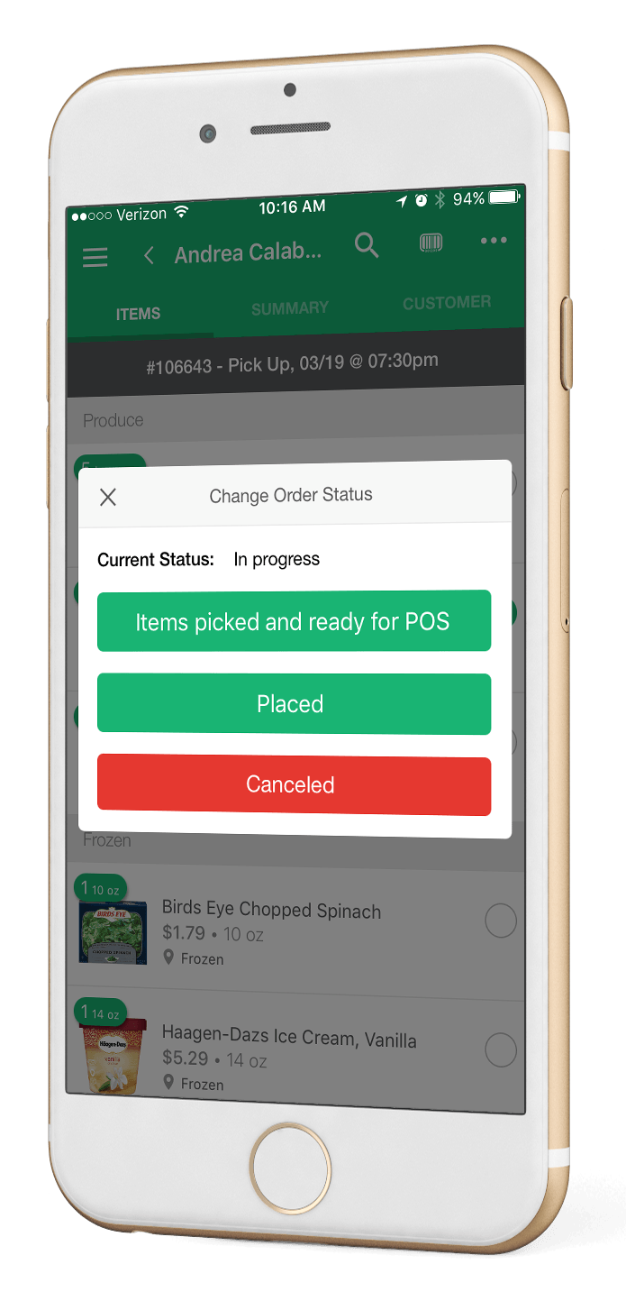 Freshop - eCommerce for Grocery & Specialty Retail Personal Shopper App
