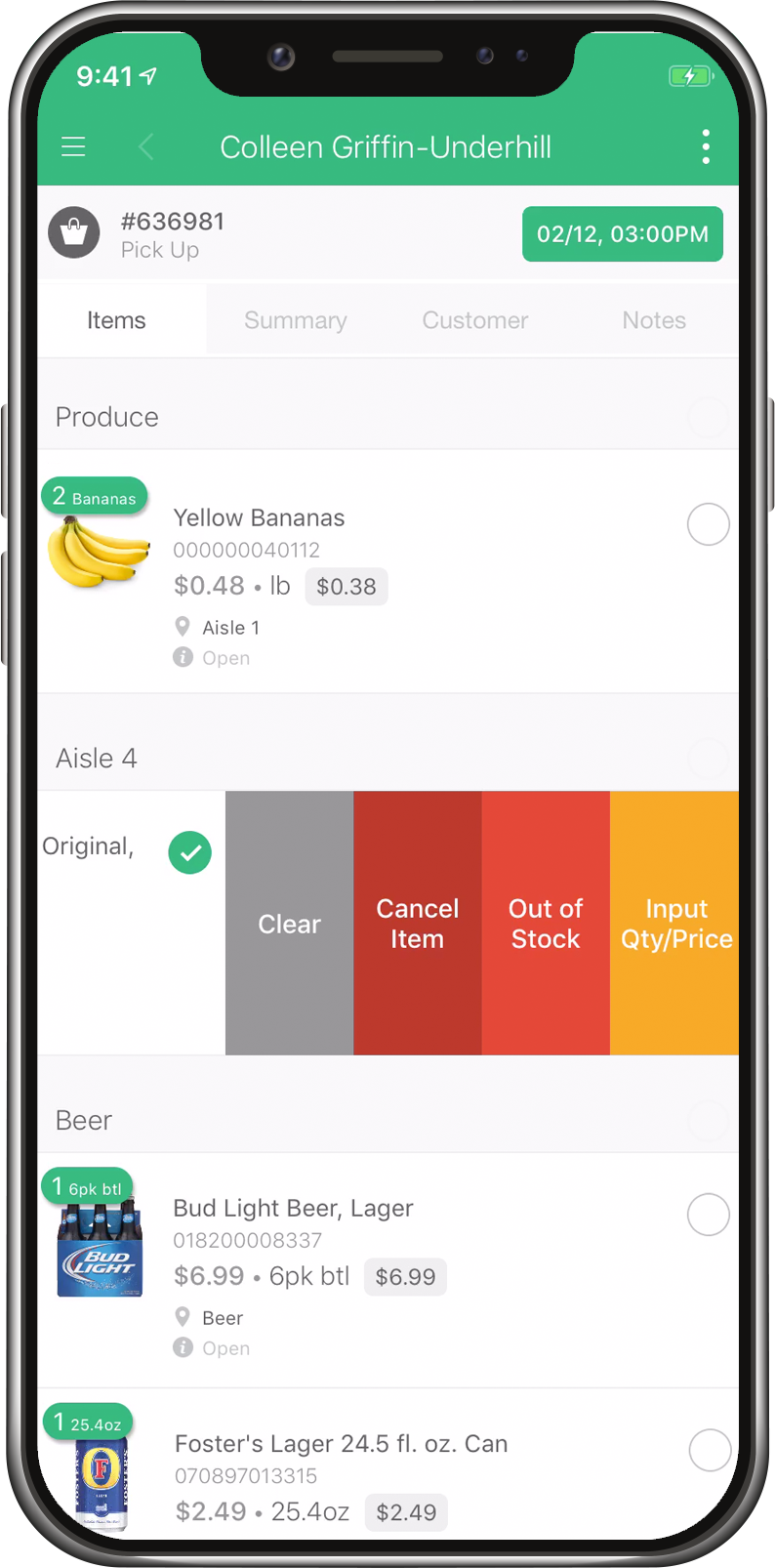 Freshop - eCommerce for Grocery & Specialty Retail | FOR STORES APP