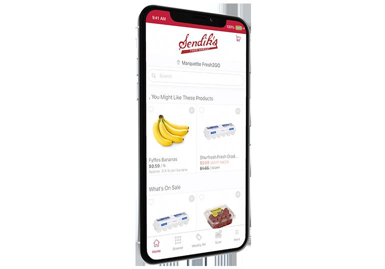 Freshop | White Label App