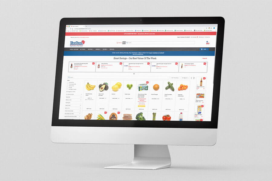Freshop - eCommerce for Grocery & Specialty Retail | Full Product Catalog