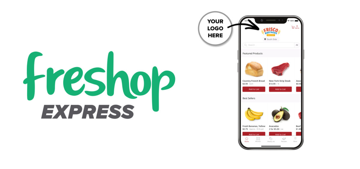Freshop Express   New Product